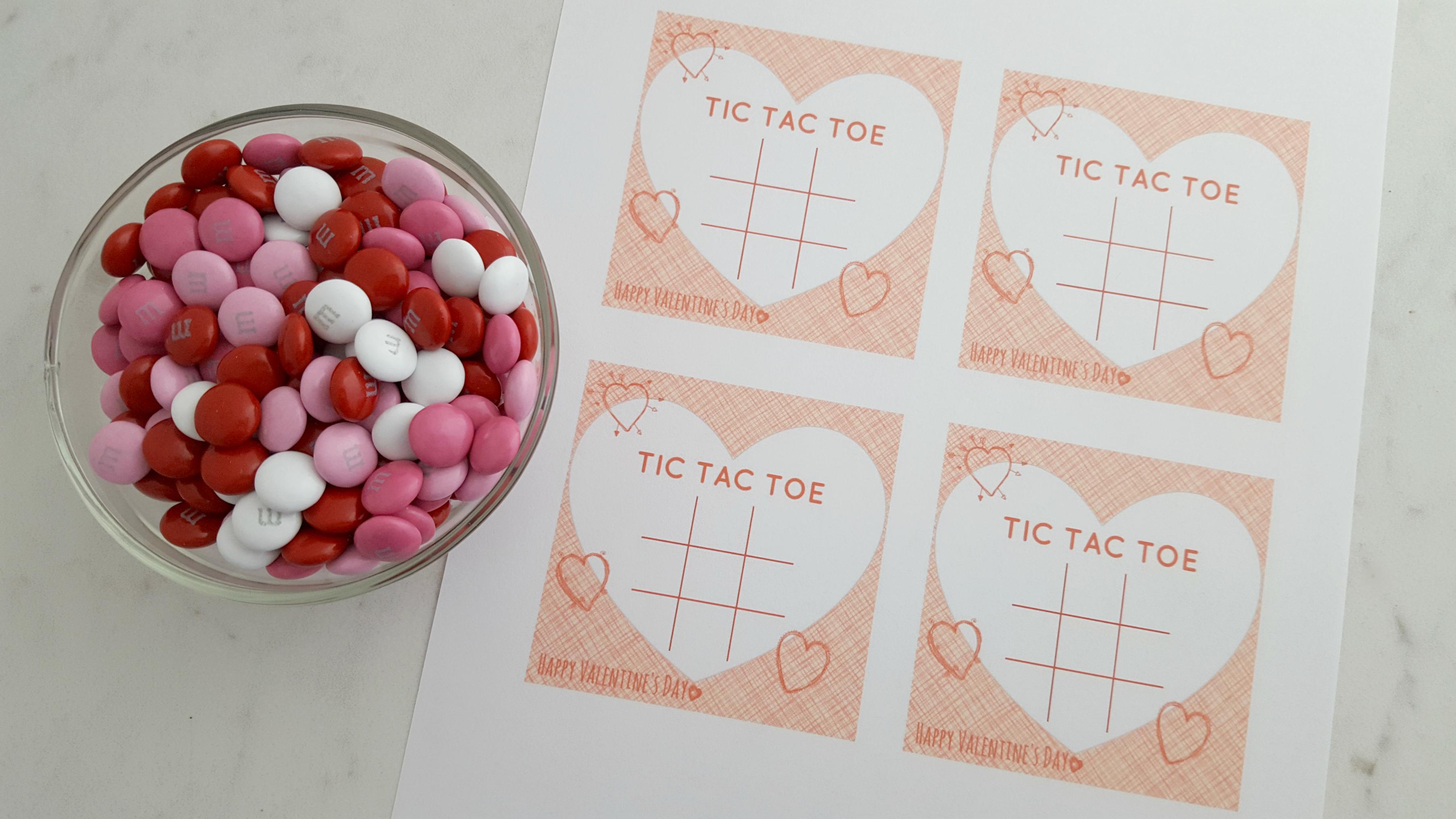 Printable Valentine Party Games  Lee Hansen